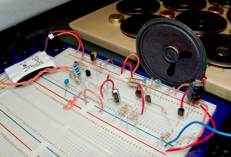 Electronics Forum My Very First Fm Radio Design